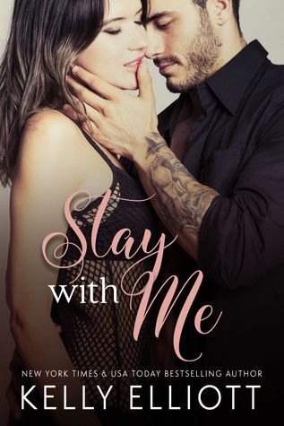 Kelly Elliot - Stay With Me  -  MP3 Audio Book on Disc