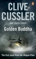 Clive Cussler - Golden Buddha  -  MP3 Audio Book on Disc
