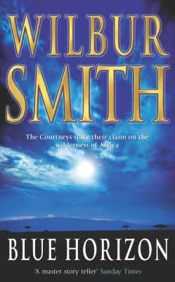 Wilbur Smith - Blue Horizon - MP3 Audio Book on Disc