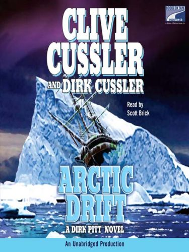 Clive Cussler-Arctic Drift-mp3 Audio Book on Cd