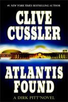 Clive Cussler-Atlantis Found-mp3 Audio Book on Cd