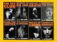 LJ Sellers - Detective Jackson Series-Audio Books