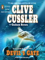 Clive Cussler-Devil's Gate-mp3 Audio Book on Cd