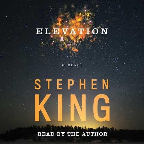 Stephen King-Elevation-Audio Book