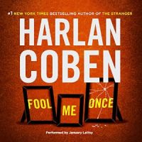 Harlan Coben-Fool me once- Audio Book on CD