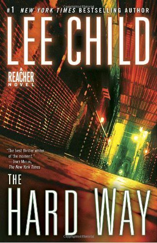 Jack Reacher -The Hard Way by Lee Child - Audio