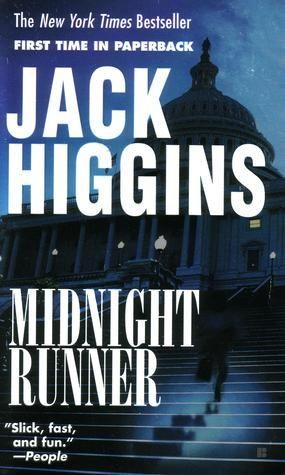 Jack Higgins - The Midnight Runner - Audio Book on CD