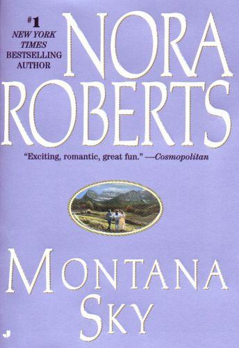Nora Roberts-Montana Sky-E Book-Download