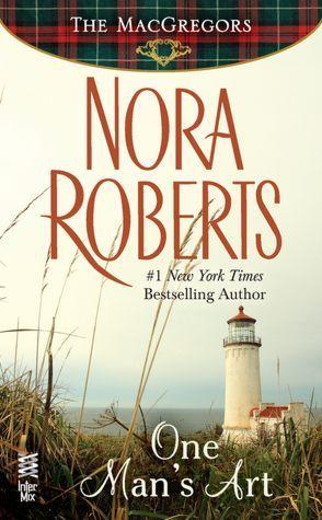 Nora Roberts-One Man's Art-E Book-Download