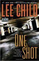 Jack Reacher - One Shot by Lee Child - Audio