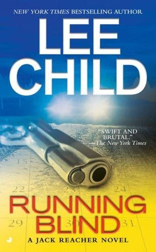 Jack Reacher- Running Blind by Lee Child- Audio Book