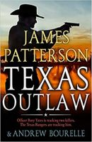 James Patterson - Texas Outlaw  -  MP3 Audio Book on Disc