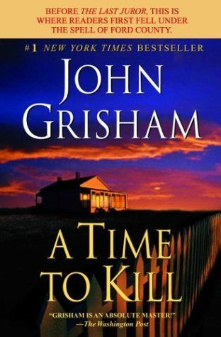 John Grisham- A Time to Kill-Audio Book