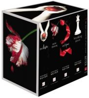 The Twilight Saga-By Stephenie Meyer